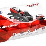 Meto Étiqueteuse de main Proline S 9505477, 1pièce, prêt à l'emploi 1de lignes de 10chiffres pour étiquettes 26x 12mm de la marque Meto image 4 produit