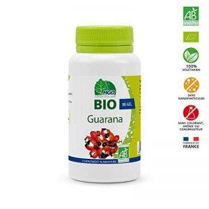 MGD Nature 1BIOGGUA Guarana Bio Complément Alimentaire de la marque Mgd Nature image 0 produit