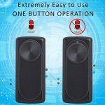 Micro enregistreur vocal | Capacité de 8 Go -141 heures | 20 heures de vie de la batterie | Facile à utiliser - nanoREC par aTTo digital de la marque image 1 produit
