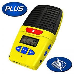 Micro-Speak Plus, enregistreur vocal numérique avec invites audio, 4 GG, 48 heures d'enregistrement. de la marque Talking Products Ltd image 0 produit