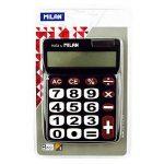 Milan 151708BL Blister Calculatrice Electronique 8 chiffres Touches grands de la marque Milan image 1 produit