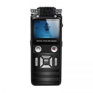mini dictaphone numérique TOP 2 image 0 produit