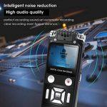 mini dictaphone numérique TOP 2 image 4 produit