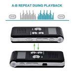 mini magnétophone enregistreur TOP 8 image 2 produit