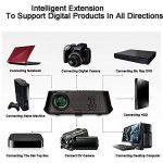 """Mini Projecteur Portable, Beatie VS626 3D Vidéoprojecteur LED 5.8"""" LCD 1080P Full hd 3500 lumens AV HDMI USB VGA LCD,Projecteur de Cinéma Maison de la marque Beatie image 1 produit"""