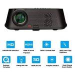 """Mini Projecteur Portable, Beatie VS626 3D Vidéoprojecteur LED 5.8"""" LCD 1080P Full hd 3500 lumens AV HDMI USB VGA LCD,Projecteur de Cinéma Maison de la marque Beatie image 4 produit"""