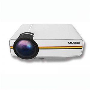 Mini support 1080P de la résolution 800 * 480 de soutien d'affichage des projecteurs portatifs 130Inch, pour le home cinéma multimédia de la marque SSQ-CXO image 0 produit