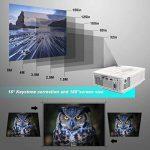 mini vidéoprojecteur usb TOP 11 image 3 produit