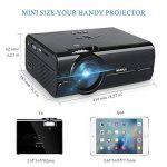 mini vidéoprojecteur usb TOP 7 image 1 produit