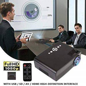 mini vidéoprojecteur 3000 lumens TOP 10 image 0 produit