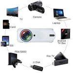 mini vidéoprojecteur 3000 lumens TOP 12 image 2 produit
