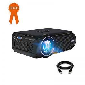 mini vidéoprojecteur 3000 lumens TOP 14 image 0 produit