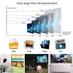 mini vidéoprojecteur 3000 lumens TOP 14 image 1 produit
