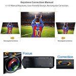 mini vidéoprojecteur 3000 lumens TOP 14 image 3 produit