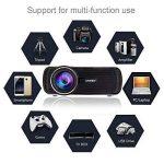 mini vidéoprojecteur 3000 lumens TOP 6 image 3 produit