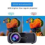 mini vidéoprojecteur 3000 lumens TOP 9 image 1 produit