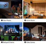 mini vidéoprojecteur home cinéma TOP 2 image 4 produit