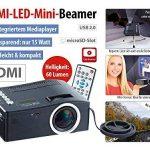 Mini vidéoprojecteur à LED LB-2500.mini de la marque SceneLights image 2 produit