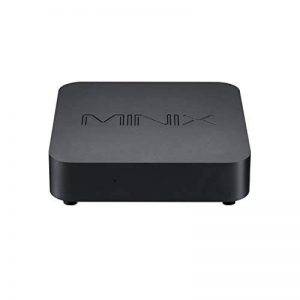 MINIX NEO N42C-4, Mini PC Intel Pentium avec Windows 10 Pro (64 bits) [4GB/32GB/Évolutif/Dual-Band Wi-Fi/Gigabit Ethernet/4K @ 60Hz/Triple Display/USB-C].Vendu directement par MINIX Technology Limited de la marque MINIX image 0 produit