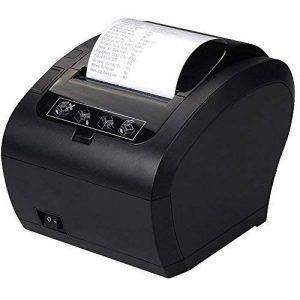 [Mise à Niveau 2.0] 80 mm Imprimante Thermique Directe avec USB Ethernet pour Windows PC/ESC/POS de la marque MUNBYN image 0 produit