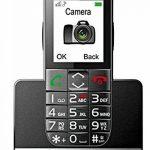 Mobiho Essentiel Le Classic Elegant 2-3G - Téléphone Portable Senior, Compatible à Quelqu'un Qui Veut Un Appareil Complet à Grosse Touche - DEBLOQUE Tout OPERATEUR. de la marque Mobiho-Essentiel image 4 produit