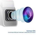 Modohe WiFi Caméra de Voiture Full HD 1080P Grand Angle de 170° Caméra Embarquée, Enregistrement En Boucle, Détection de Mouvement, Dashcam Voiture Avec Objectif Réglable Écran 2.45 Pouces LCD de la marque Modohe image 4 produit