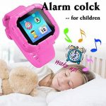 """Montre de Jeu d'enfants, 1.5""""Touchscreen Kids Puzzle Watch avec Jeu, Calculatrice, Enfants Smart Watch Cadeau d'anniversaire pour Les garçons et Les Filles de la marque UKpingping image 2 produit"""
