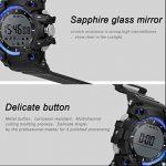 Montre de Sport Fitness Intelligente Montre Smart Watch,Sommeil chronomètre,Affichage LCD,Compteur de Calories,Calculatrice,Podomètres,avec Intelligent Support Android Smartphones Including sansung/HTC/Sony de la marque Chipsrard image 4 produit