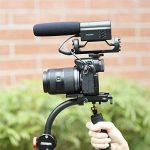 Mouriv Vmc355 Photographie interview sur l'appareil photo Fusil Micro pour Nikon Canon DSLR Camera (besoin 3,5 mm Interface) de la marque Mouriv image 3 produit