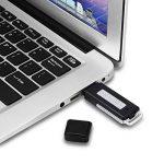 MP power @ Clé USB Numérique Enregistreur Flash Memory Stick Voice Dictaphone Recorder 8Go 8Gb 8 Go de la marque Mondpalast image 3 produit