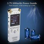 mp3 avec dictaphone TOP 0 image 3 produit