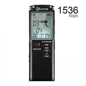 mp3 avec dictaphone TOP 6 image 0 produit