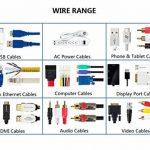 Mr-Label A4 auto-adhésif Étiquette de câble - avec l'outil d'impression en ligne gratuit - pour impression jet d'encre (10 Feuilles, 300 Étiquettes, Blanc) de la marque Mr-Label image 4 produit
