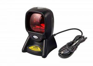 Multidirectionnel USB Professional scanner de codes-barres, 1500 lectures sur un seconde, Auto-détection Fonction,HD-SL21 de la marque HDWR image 0 produit