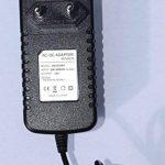 MyVolts Chargeur/Alimentation 12V compatible avec Scanner HP Scanjet 3670 (Adaptateur Secteur) - prise française de la marque MyVolts image 1 produit
