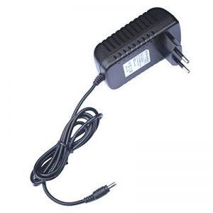 MyVolts Chargeur/Alimentation 12V compatible avec Scanner HP Scanjet G2710 (Adaptateur Secteur) - prise française de la marque MyVolts image 0 produit