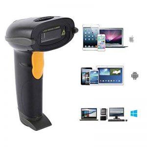 natamo Scanner sans fil Bluetooth Connexion, Android, iOS, sans fil Bluetooth Scanner Code Barre de la marque NADAMOO image 0 produit