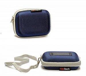 Navitech - Bleu Résistant à l'eau dure Housse de protection en pour les baladeurs MP3 / Audio numérique tel que Trustin Portable Dictaphone de la marque Navitech image 0 produit