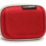 Navitech - Rouge Résistant à l'eau dure Housse de protection en pour les baladeurs MP3 / Audio numérique tel que Trustin Portable Dictaphone de la marque Navitech image 3 produit