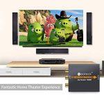 Neoteck RCA vers HDMI Convertisseur AV CVBS vers HDMI Adaptateur Composite HDMI 1080P pour PC Tablette Xbox PS3 TV STB VHS VCR Lecteur DVD Projecteur de la marque Neoteck image 2 produit