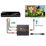 Neoteck RCA vers HDMI Convertisseur AV CVBS vers HDMI Adaptateur Composite HDMI 1080P pour PC Tablette Xbox PS3 TV STB VHS VCR Lecteur DVD Projecteur de la marque Neoteck image 3 produit