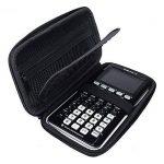 NiceCool Étui pour calculatrice graphique Texas Instruments TI-84Plus CE, 83, 85, 89, 82 Plus / C - Étui de protection pour calculatrice de la marque coolnice image 1 produit