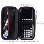NiceCool Étui pour calculatrice graphique Texas Instruments TI-84Plus CE, 83, 85, 89, 82 Plus / C - Étui de protection pour calculatrice de la marque coolnice image 2 produit
