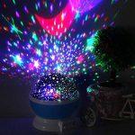 Night Lights pour enfants, Saihui rotatif Ciel étoile Cosmos Nuit romantique Vidéoprojecteur lumineux lampe Home Decor de la marque Saihui image 3 produit