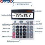 Notre comparatif pour : Calculatrice électronique TOP 10 image 2 produit