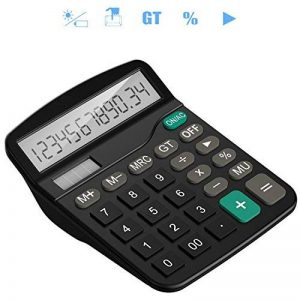 Notre comparatif pour : Calculatrice électronique TOP 4 image 0 produit