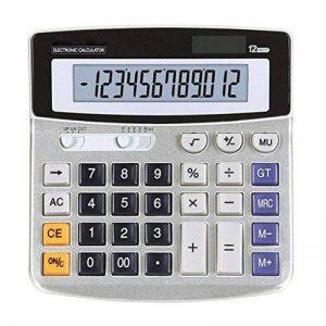 Notre comparatif pour : Calculatrice électronique TOP 8 image 0 produit