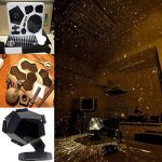 Nuohuilekeji romantique Galaxy Vidéoprojecteur étoile Ciel étoilé Cosmos Nuit lampe lumiere DIY Kit cadeau de la marque Nuohuilekeji image 1 produit