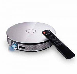 NWYJR Projecteur Vidéo 3D 1080P Full HD DLP 3800 Lumens 12000Mah Projetor Android 6.0 WiFi Projecteur Vidéo BT 4K pour Le Divertissement De Cinéma Maison de la marque NWYJR image 0 produit