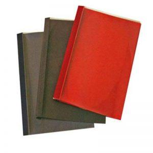 Olympia Chemises à reliure thermique pour 21 à 30 feuilles 10 bleues/10 noires/10 rouges 3 mm d'épaisseur de la marque Olympia image 0 produit